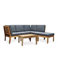 Bộ sofa góc ngoài trời Trangan thumbnail