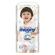 Tã Quần Moony Natural Bông Organic XL32 (32 Miếng) thumbnail