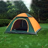 Lều Cắm Trại Lều Du Lịch Tự Bung Gấp Gọn Chống Nước 2-3 Người ( 2x 1.5 x 1.4 m) Giao Màu Ngẫu Nhiên thumbnail