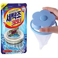 Bộ sản phẩm vệ sinh lồng máy giặt giúp tăng tuổi thọ máy giặt thumbnail