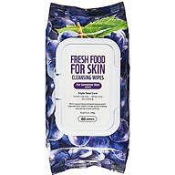 Khăn tẩy trang Fresh Food For Skin thumbnail
