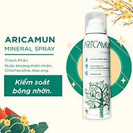 Xịt Khoáng Aricamun Mineral Spray -dưỡng da, dịu da, kiềm dầu thumbnail