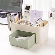 Kệ đựng mỹ phẩm và đồ trang điểm mini bằng nhựa thumbnail