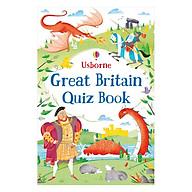 Usborne Great Britain Quiz Book thumbnail