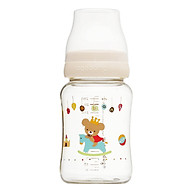 Bình Sữa Wooden Horse Bear Baby Bottle Agabang (260ml) thumbnail