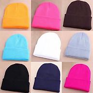 Mũ Len Beanie Nhiều Màu (Sỉ Tại Xưởng) thumbnail