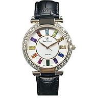 Đồng hồ nữ chính hãng Royal Crown 4604 ST đen thumbnail