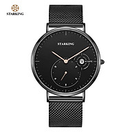Đồng hồ Nam STARKING TM0917HS22 Máy Pin (Quartz) Kính Sapphire thumbnail
