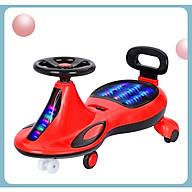Xe lắc tay cho bé YTH-068 có đèn led phát sáng và nhạc vui nhộn, trọng tải lớn cho trẻ từ 1-10 tuổi thumbnail