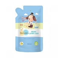 Nước giặt quần áo Organic cho bé Lamoon - Túi 700ml thumbnail