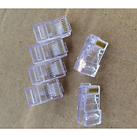 Đầu bấm mạng RJ45 Cat5 AMP Commscope - 10 hạt thumbnail