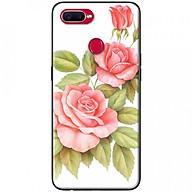 Ốp lưng dành cho Realme 2 Pro mẫu Ba hoa hồng đỏ nền trắng thumbnail