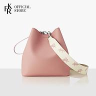 Túi đeo chéo nữ Pingo Bag 23 Basic Pattern Set FB20PBTN2PN - màu hồng thumbnail