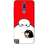 Ốp lưng dành cho điện thoại Huawei MATE 10 LITE Big Hero Baby thumbnail