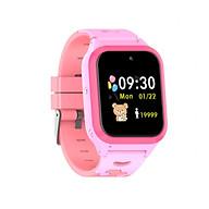 Đồng hồ định vị đeo tay trẻ em Kitten - CGTW7Plus_PK - Hàng Chính Hãng thumbnail