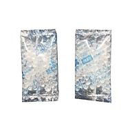 Túi hút ẩm Secco silica gel 1gr - hàng chính hãng - PE - chữ xanh 2 mặt thumbnail