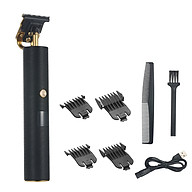 Electric Hair Clipper Retro Oil Head Hair Razor Rechargeable Shaving Hair Trimmers Hair Clippers for Men Haircutting & thumbnail