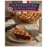 Supernatural The Official Cookbook Burgers, Pies And Other (Science Fiction Fantasy) thumbnail