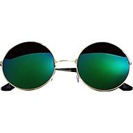 Men Women Unisex Sunglass UV400 Metal Round Eye Glasses Retro Spectacles Optical thumbnail