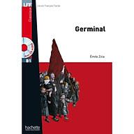Sách luyện đọc tiếng Pháp trình độ B1 (kèm CD) - LFF B1 - Germinal thumbnail
