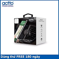 Giá Đỡ Điện Thoại ÔTô Xe Hơi Xoay 360 Magnet Mobile Holder - Actto MST-21 HÀNG NỘI ĐỊA HÀN QUỐC CAO CẤP CHÍNH HÃNG thumbnail