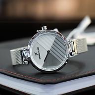Đồng hồ nữ dây thép Daniel Klein DK.1.12356.1 , chính hãng full box ,chống nước thumbnail