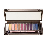Bảng Phấn Mắt Absolute Newyork Icon Eye Shadow Palette Twilight AIEP02 (8g) thumbnail