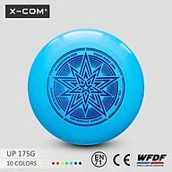 Đĩa Ném Thể Thao Frisbee 175 Gram Sky Blue thumbnail