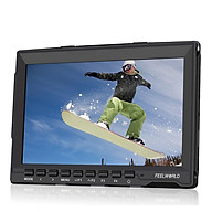 Màn Hình Hỗ Trợ Quay Monitor Feelworld 7inch HD IPS Có Peaking Focus FW759 - Hàng Nhập Khẩu thumbnail