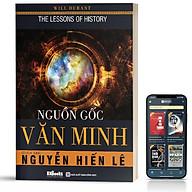 Sách - Nguồn Gốc Văn Minh - KNBooks thumbnail