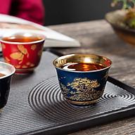 Chén Vàng uống trà Sơn Thủy thumbnail