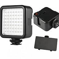 Đèn 49 LED Trợ Sáng Chụp Ảnh, Quay Phim Cho Máy Ảnh, Điện Thoại thumbnail