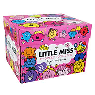 Trọn bộ 35 cuốn Little Miss - Complete Collection Gift Box thumbnail