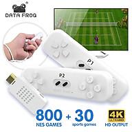 Máy chơi game điện tử HDMI Trò chơi somatosensory thể dục game điện tử hoạt động trong nhà 800 game NES và 30 game hoạt động thể chất. thumbnail