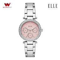 Đồng hồ Nữ Elle dây thép không gỉ 33mm - ELL23005 thumbnail