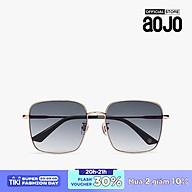 aojo - Kính mát vuông thời trang AJ101SF015-GDC2 thumbnail