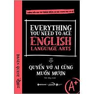 Everything You Need To Ace English Language Arts Quyển Vở Ai Cũng Muốn Mượn thumbnail