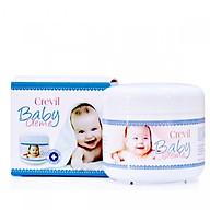 Crevil Baby Creme, kem chống hăm tã, dưỡng ẩm cho bé (125ml, hàng Đức) thumbnail