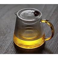 Ấm pha trà lõi lọc thủy tinh cao cấp chịu nhiệt - ANTH460 thumbnail