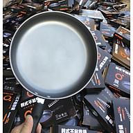 Chảo chống dính cho nhiều loại bếp khác nhau Đường kính 26cm Thép Carbon không gỉ thumbnail