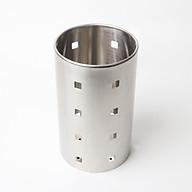 Ống đựng muỗng đũa inox cao cấp kèm ốc vít ODI01 Gia dụng bếp thumbnail