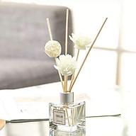 Hoa khuếch tán tinh dầu - tặng kèm 1 móc dán chịu lực 3d thumbnail