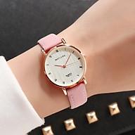 Đồng hồ nữ thời trang 2020 quyến rũ dây da Pu cao cấp thumbnail