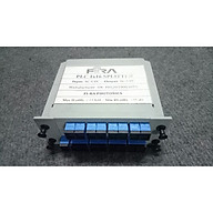 Bộ chia quang PLC 1x16 Box SC UPC (17 adapter)- Hàng chính hãng thumbnail