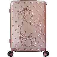 Vali Hello Kitty Màu Hồng Size 24 - Chính Hãng thumbnail