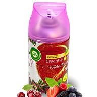 Bình xịt tinh dầu thiên nhiên Air Wick Winter Berries 250ml QT06516 - hương quả ngọt thumbnail
