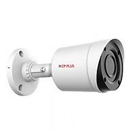 Camera Giám Sát CCTV Hãng CP PLUS Thân Trụ CP-VAC-T10PL2-V2 - 1MP 720p, 3.6mm Lens, Hồng Ngoại IR 20M Analog HD Camera CCTV 1 MP Bullet Camera IR 20 Mtr - Hàng Chính Hãng thumbnail
