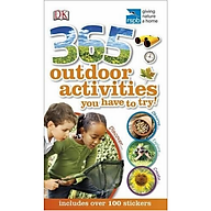 RSPB 365 Outdoor Activities You Have to Try thumbnail
