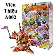 Mô hình Gundam tướng Viên Thiệu - Đồ chơi Tam Quốc lắp ráp sáng tạo Gundam A002 thumbnail