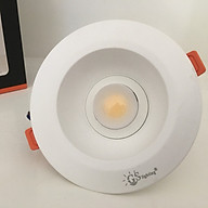Đèn LED Downlight GST3B công suất 6W GS Lighting ánh sáng vàng 3000k thumbnail